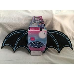 Vampirina Glow-in-the-Dark Bat Wings, Disney, NEW